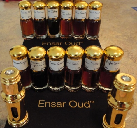 Paul Bartnicki Ensar Oud Oil Collection Str8shooter