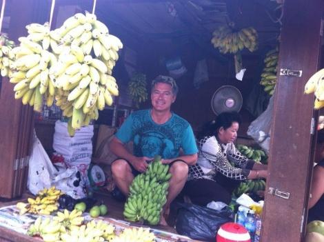Kampot Market Camodia