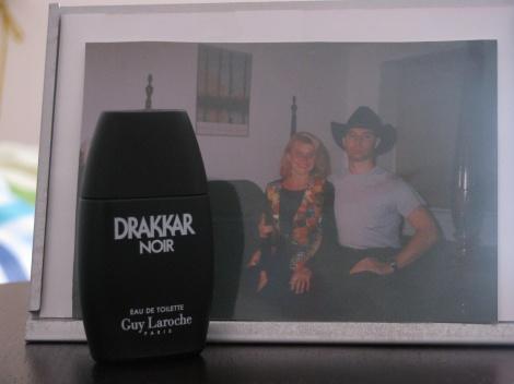 Drakkar Noir Guy Laroche Brie The Man in the Black