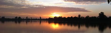 Love Sun Siem Reap Dawn
