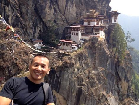 Tiger's Nest Bhutan Woon Tai Ho