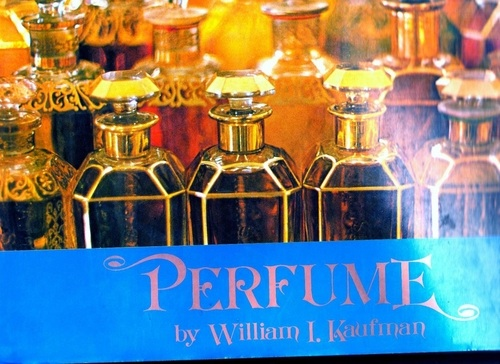 Perfume hardcover rare collectors item william Kauffman