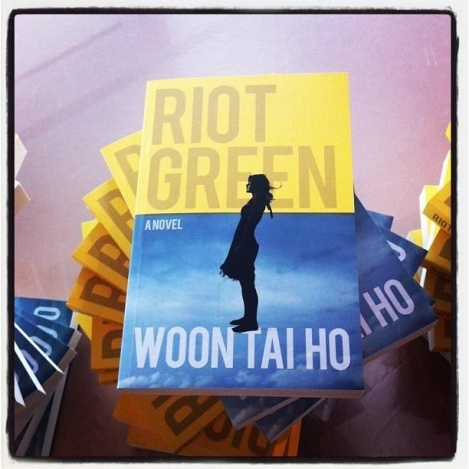 Woon Tai Ho Riot Green