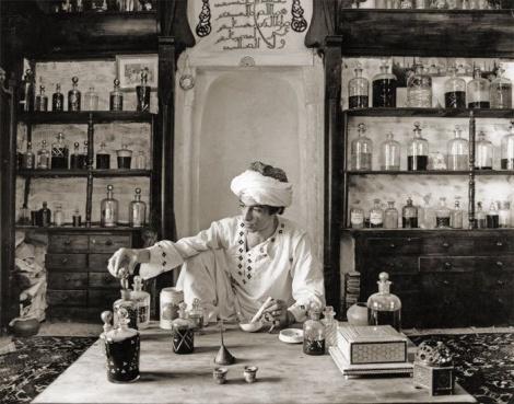 Arabian perfume