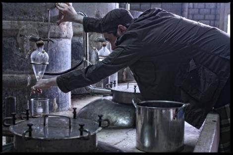 Ensar Oud artisan Oud