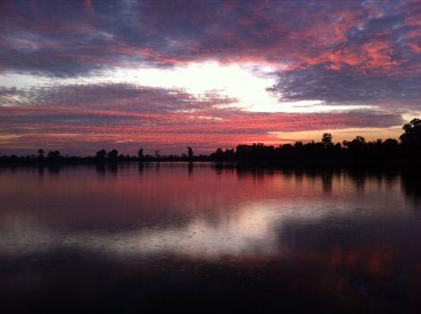 Srah Srang  Siem Reap Jordan River