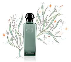 Eau de Gentiane Blanche the fragrant man thefragrantman