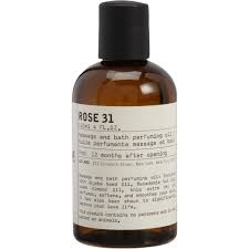 Rose31 Massage and Bath Perfuming Oil