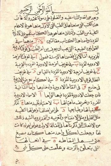 Canon Of Medicine Ibn Sina Avienna