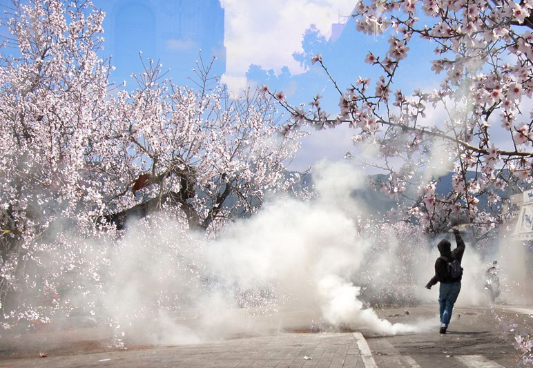 Athens Riot Amer _Boufinas Konstantinos_ Imprografika 2013