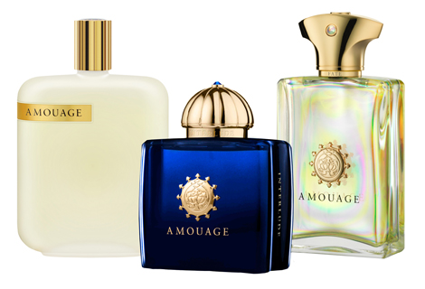 OPus III Interlude Woman Fate Man Amouage Karin Vinchon Spehner
