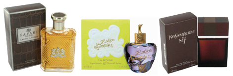 M7 Yves Saint Lauren Safari Ralph Lauren Lolita Lempicka thefragrantman the fragrant man