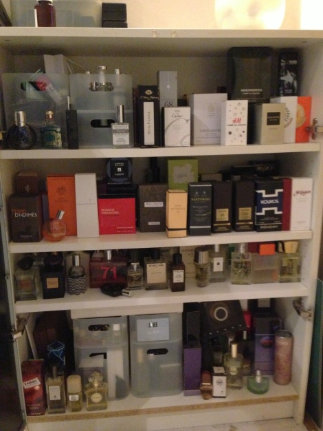 Perfume Collection Andrew Dell