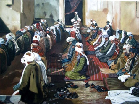 Pashtun People, Afghanistan