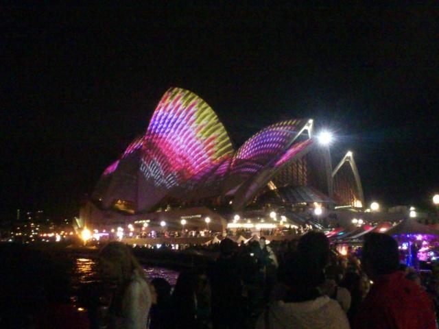 Sydney. Photo: Matt Lukjanenko