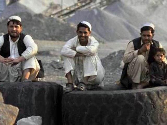 Tribal people, Pakistan / Afghanistan