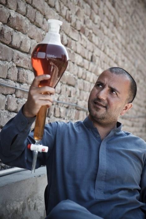 Abdullah Arsala, Jalalabad, Afghanistan.