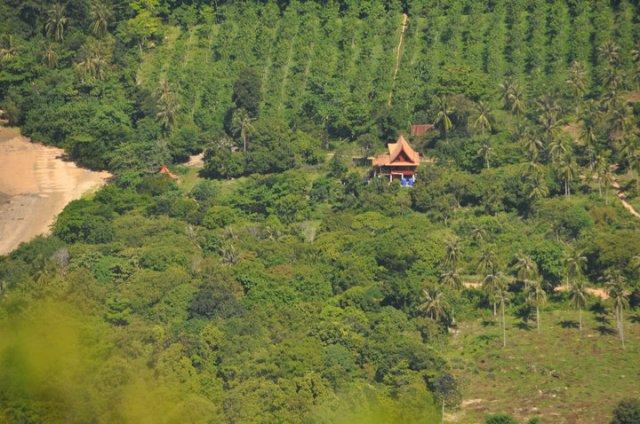 Piman  Pu villa on the Adaman Sea