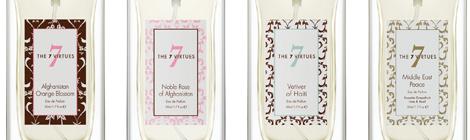 Four Fragrances Features