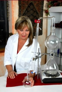Shelley Waddington - Perfumer