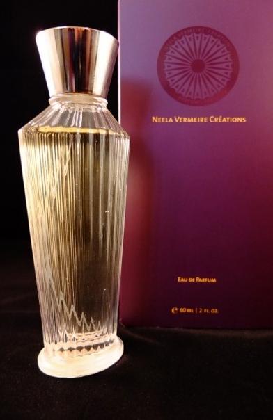 Trayee's new Pierre Dinand designed flacon The Fragrant Man Neela Vermeire