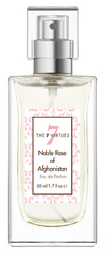 noble rose of afghanistan 7 virtues fragrant man