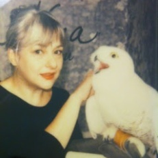 Native Canadians: Denyse Beaulieu is The Perfume Lover, Paloma is The Snowy Owl. Denyse lives in Paris. She is The Perfume Lover.