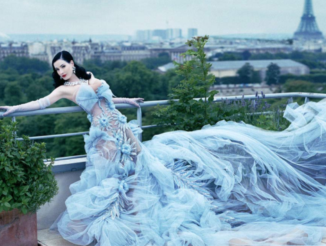 Dita Von Teese Photo: Ruven Afanador